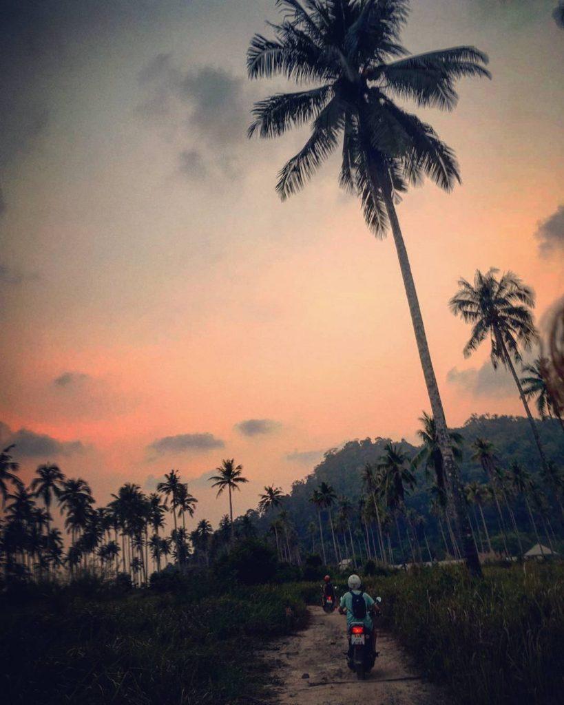 viajar por el mundo en tailandia
