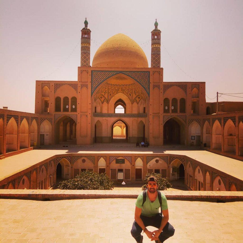 viajar por el mundo en Iran