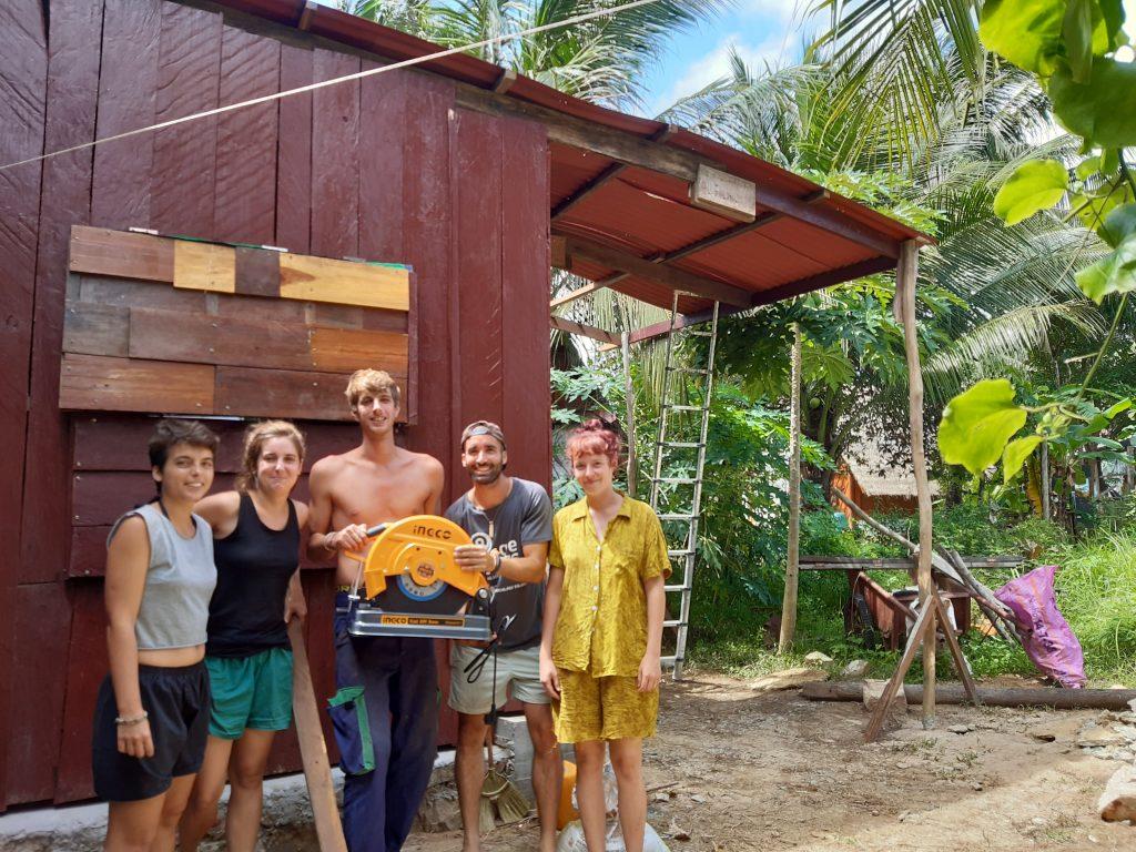 Viaje solidario en Camboya con el proyecto trasisnice